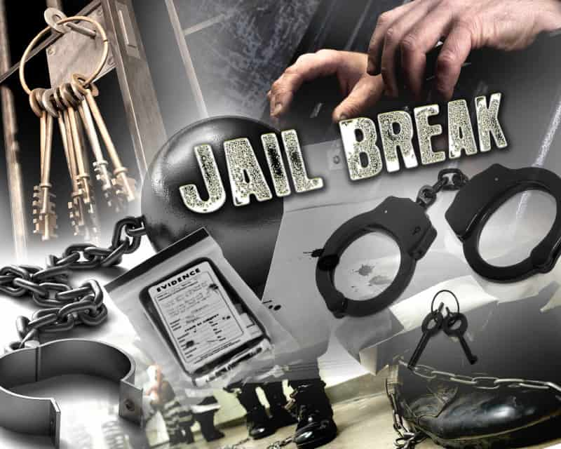 The Escape Room USA, Jail Break Escape Room