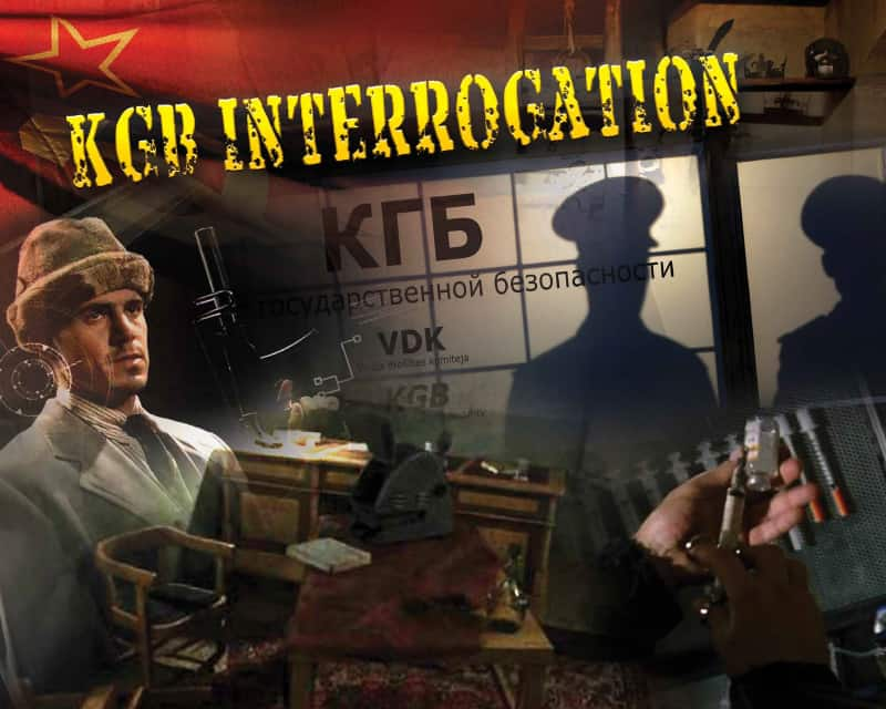 The Escape Room USA, KGB Escape Room