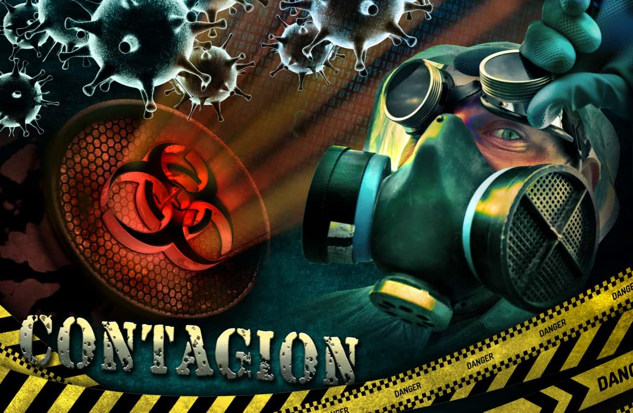 Contagion Escape Room, The Escape Room USA