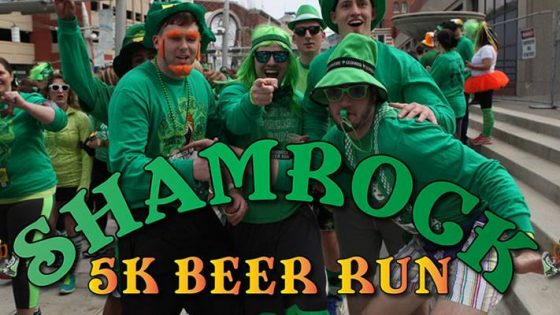 Shamrock Beer Run